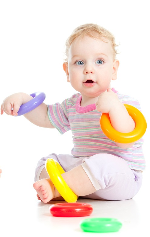 baby-playing